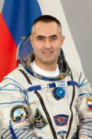 "Russian Cosmonaut Evgeny Tarelkin 8"" x 10"" Full Colour Portrait"